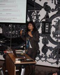 フランス大使館講演 東京 2012