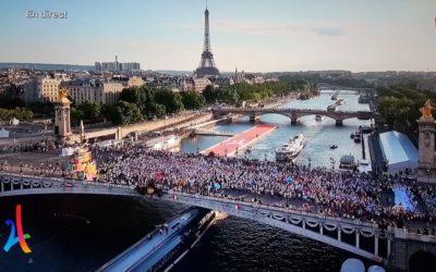 都市のプロモーション・パリのオリンピック誘致活動