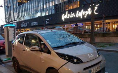 ヴェリヴに次いで、パリの電気自動車シェアシステム(オートリヴ)も危機?