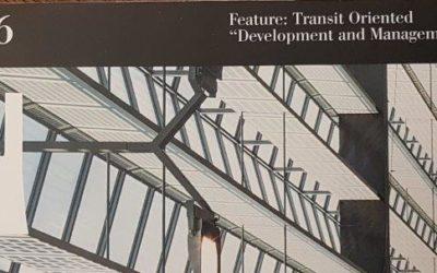 「建築と都市」2019年7月号に寄稿