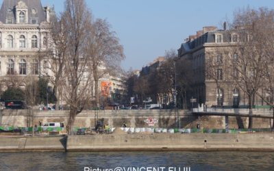 パリの変身3・都市交通の多様な形