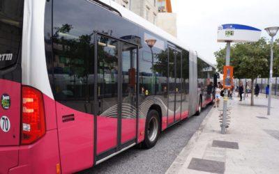 マルセイユ市の都市交通 2・BRT
