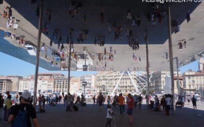 マルセイユ旧港の景観整備