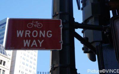 ニューヨークの自転車事情1