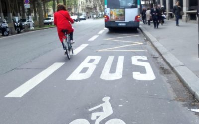 パリ市の思い切った運賃政策・路線バス近況
