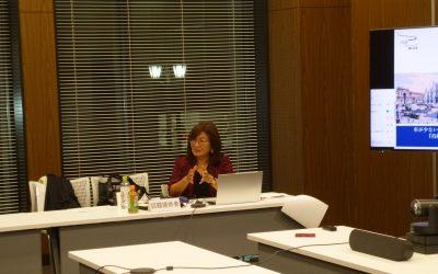 道路空間高度化研究会でのお話・コロナ時代の講演