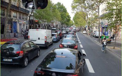 パリ市内の道路、30Km/hの速度制限へ・8月末から